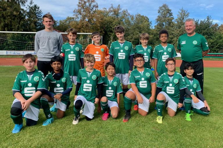 FC Erding Jugend D2 2020/2021