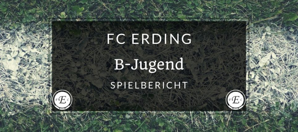 10.10.2020 SG Wartenberg II – FC Erding  1:2 (1:2)