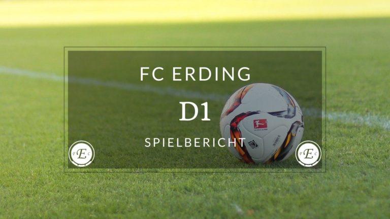 FC Erding D1-Jugend