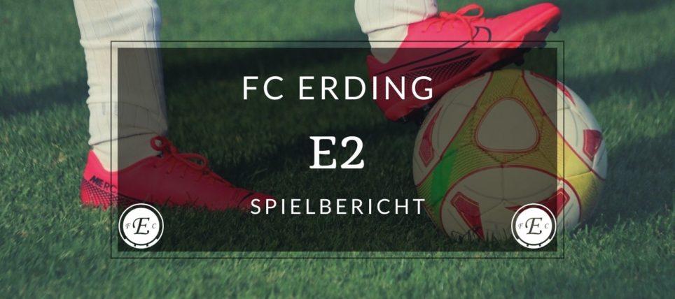 30.10.2020 FC SpFrd. Schwaig – FC Erding II 13:0 (5:0)