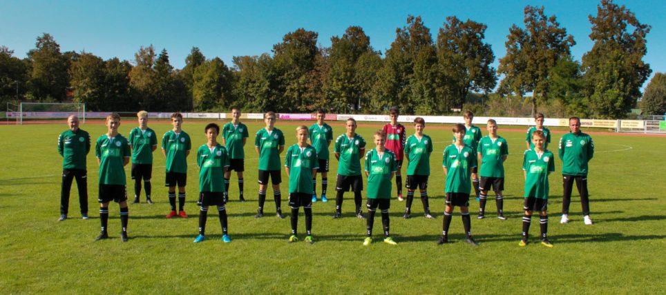 AOK Erding unterstützt die Jugendarbeit des FC Erding