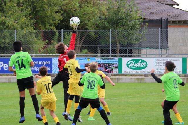 03.10.2020 SV Walpertskirchen – (SG) FC Erding 1:1 (1:0)