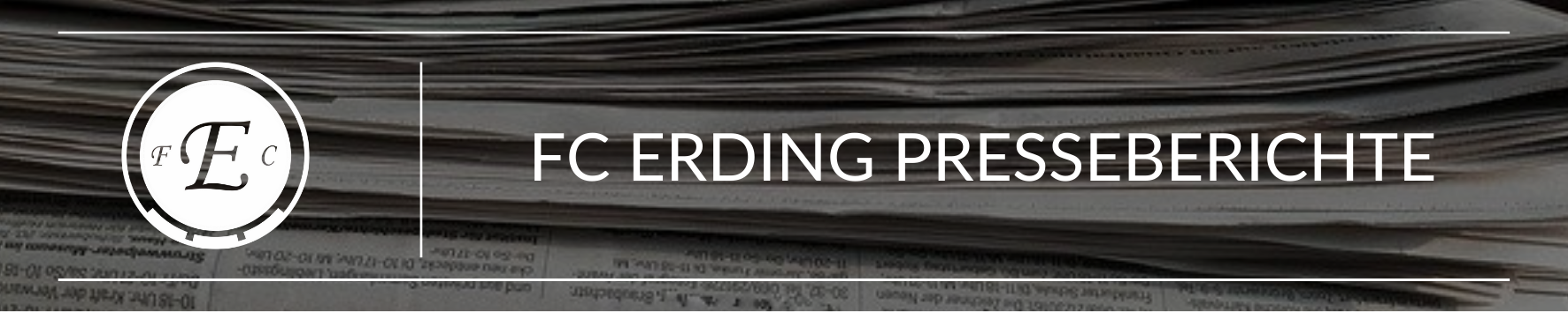 FC Erding Presseberichte