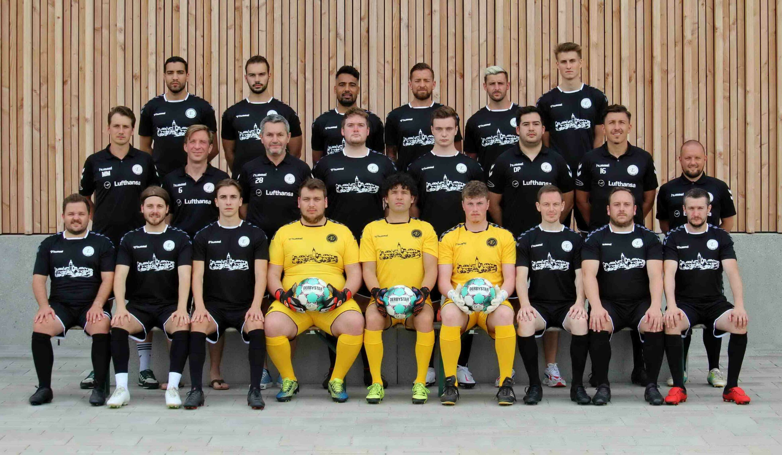 FC Erding 1. Mannschaft 2021_2022
