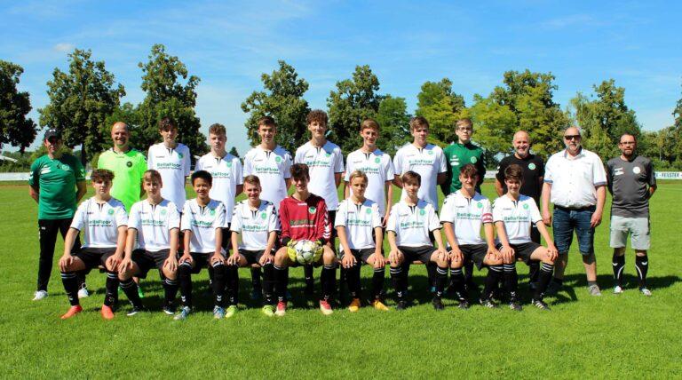 FC Erding A-Jugend Saison 2021/2022