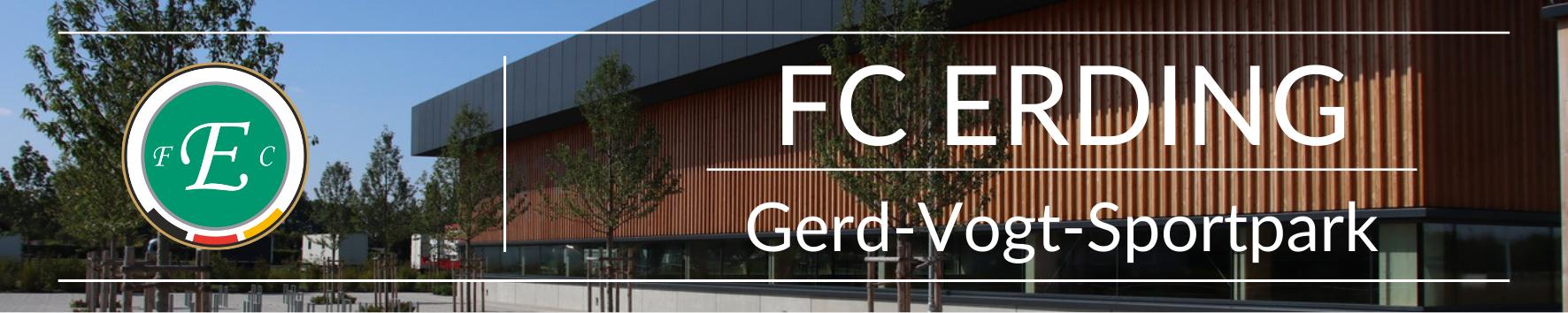 Gerd-Vogt-Sportpark FC Erding