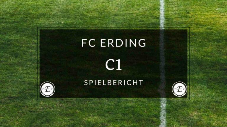 FC Erding C1-Jugend
