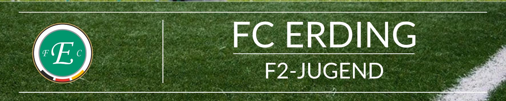 FC Erding F2-Jugend Saison 2021/2022