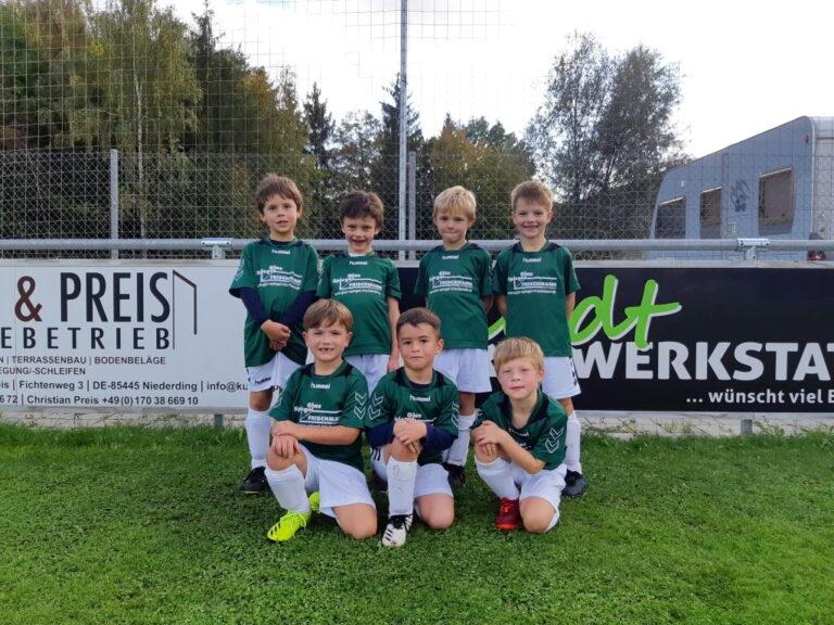 Funinotunier FC Schwaig 17.10.2021