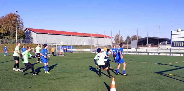 (SG) FC Erding C1 - TSV Isen 24102021